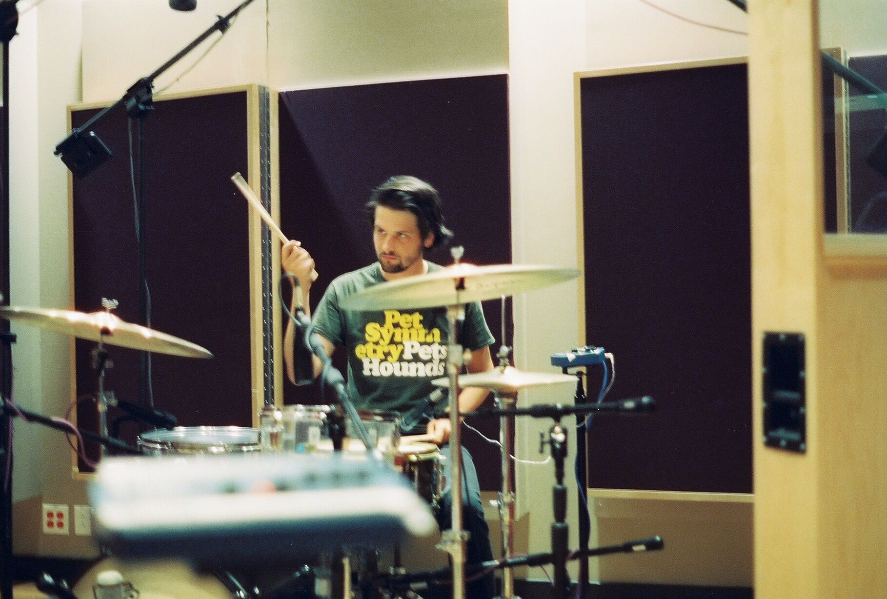 Adam tracking drums